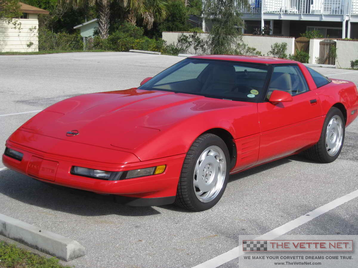 on 2005 Chevrolet Corvette Coupe Specs