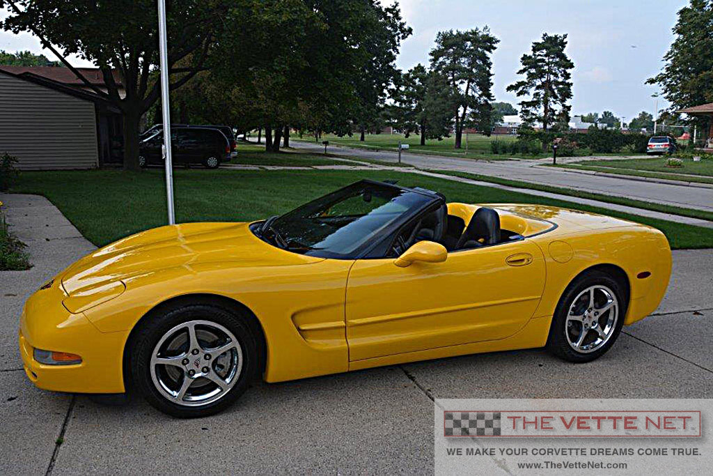 View 2002 Corvette Specifications