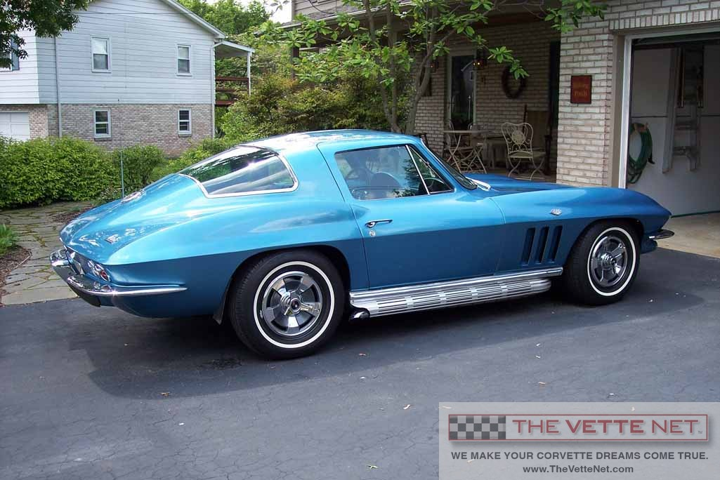 click for full sized image gallery on this 1966 coupe corvette. Cars Review. Best American Auto & Cars Review